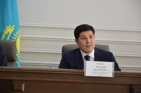Руководитель столичного Департамента госдоходов назвал нарушителей  Департамент государственных доходов по г Астана созданный в ноябре прошлого года работает в новых условиях